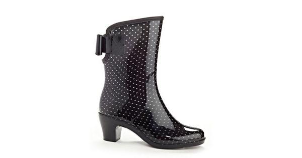 Henry Ferrera Diva Women S Water Resistant High Heel Rain
