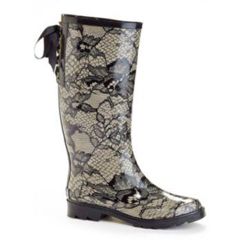 Henry Ferrera Vermont Women's Water-Resistant Rain Boots