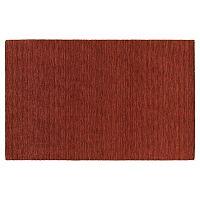Oriental Weavers Aniston Solid Wool Rug - 10' x 13'