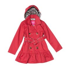 Girls Red Coats & Jackets - Outerwear Clothing | Kohl's