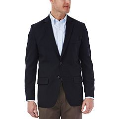 Men's Haggar In Motion Tailored-Fit Blazer