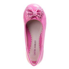 Josmo Girls' Embellished Ballet Flats