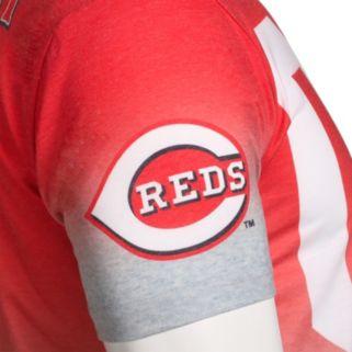 Men's Forever Collectibles Cincinnati Reds Gradient Tee