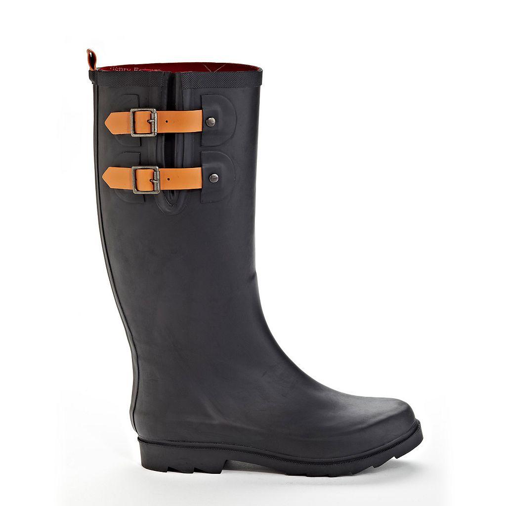 Henry Ferrera Blue Stone Women's Water-Resistant Rain Boots