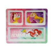 "Disney Princess ""Up For Adventure"" Divided Plate by Jumping Beans®"