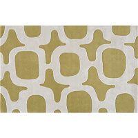 Rugs America Millenium Geometric Wool Rug