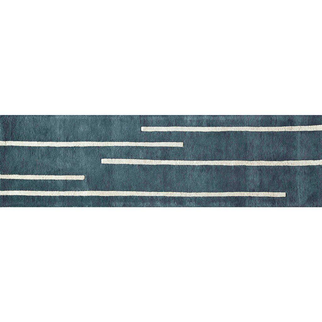 Rugs America Millenium Lines Wool Rug