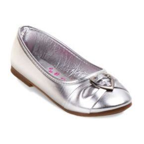 Rugged Bear Girls' Ballet Flats