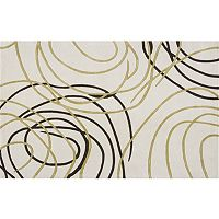Rugs America Millenium Circular Abstract Wool Rug