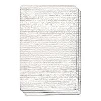 Gourmet Pro Ribbed 3-pk. Bar Mop Dishcloth Set