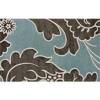 Rugs America Millenium Large Floral Wool Rug