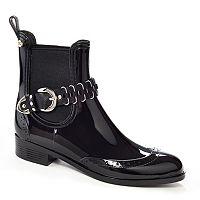 Henry Ferrera Survivor Women's Water-Resistant Harness Rain Boots