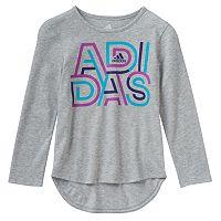 Girls 4-6x adidas Droptail Graphic Tee