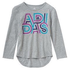 Girls 4-6x adidas Droptail Graphic Tee