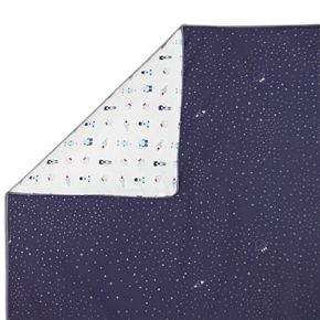 Babyletto Galaxy 2-in-1 Reversible Play & Toddler Blanket