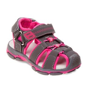 Rugged Bear Toddler Girls' Sport Sandals
