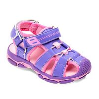 Rugged Bear Toddler Girls' Sport Sandals