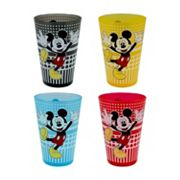 Disney's Mickey Mouse 4 pc Tumbler Set by Jumping Beans®
