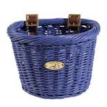 Kids Nantucket Bicycle Basket Co. Gull D-Shape Bike Basket