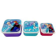 Disney's Frozen 3 pc Snack Container Set by Jumping Beans®