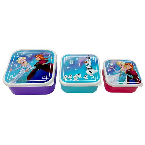 Disney's Frozen 3-pc. Snack Container Set by Jumping Beans®