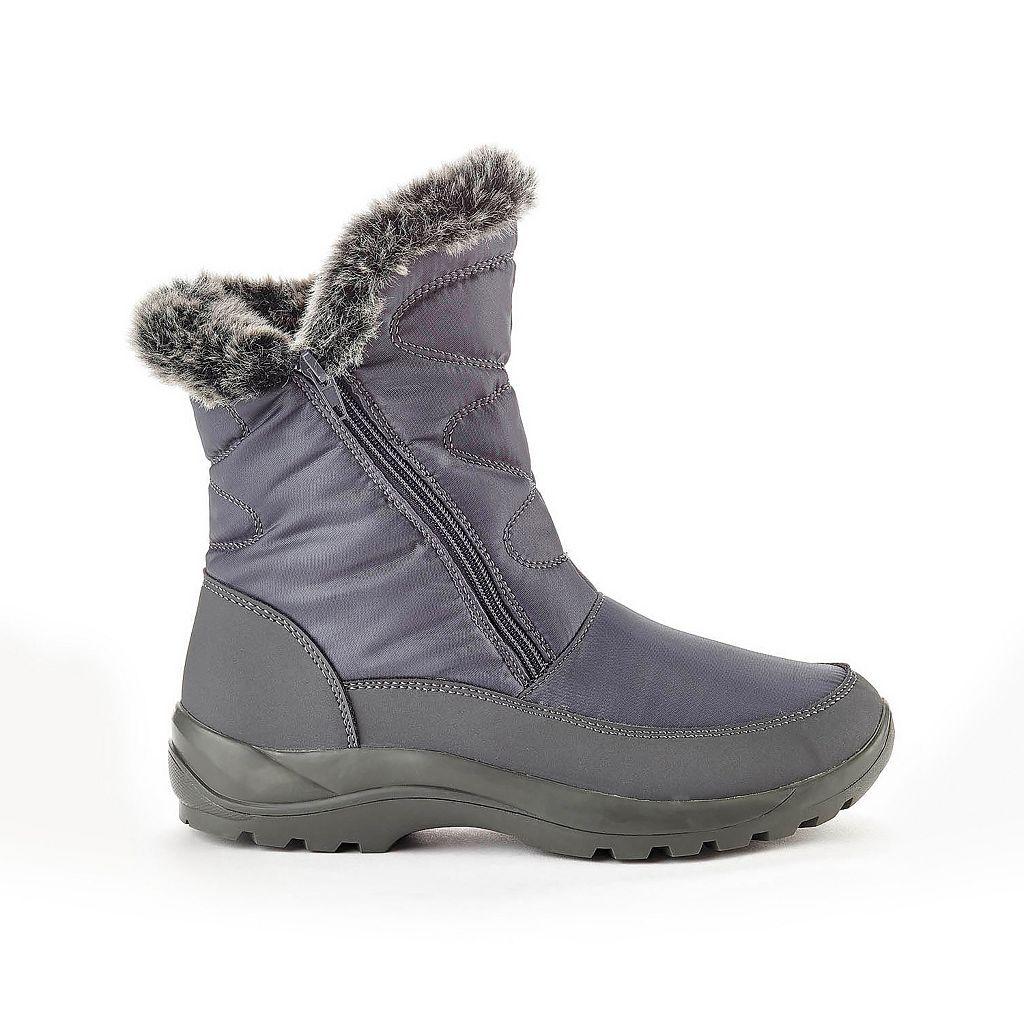 Henry Ferrera ASJ Women's Water-Resistant Winter Ankle Boots