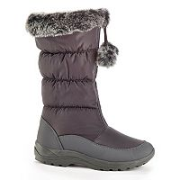 Henry Ferrera ASJ Women's Water-Resistant Tall Winter Boots