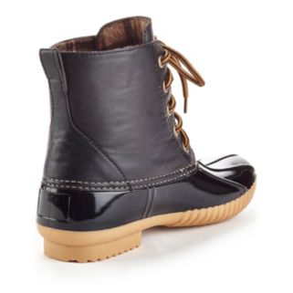 Henry Ferrera Mission Women's Water-Resistant Duck Boots
