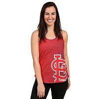 Women's Forever Collectibles St. Louis Cardinals Racerback Tank
