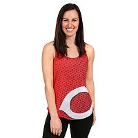 Women's Forever Collectibles Cincinnati Reds Racerback Tank