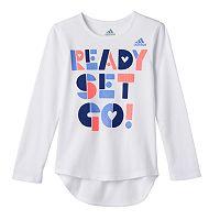 Toddler Girl adidas Droptail Graphic Tee