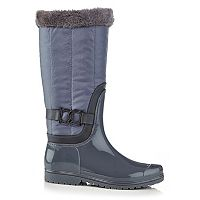 Henry Ferrera Connection Women's Water-Resistant Tall Winter Boots