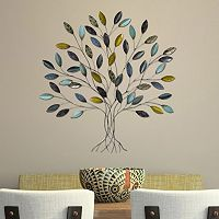 Stratton Home Decor Tree Metal Wall Decor