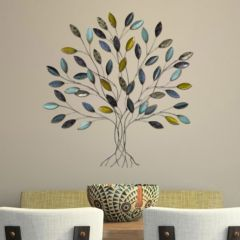 metal tree wall decor Metal Art   Wall Decor, Home Decor | Kohl's metal tree wall decor