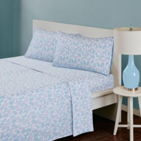 Mi Zone Paisley Percale Cotton Sheet Set