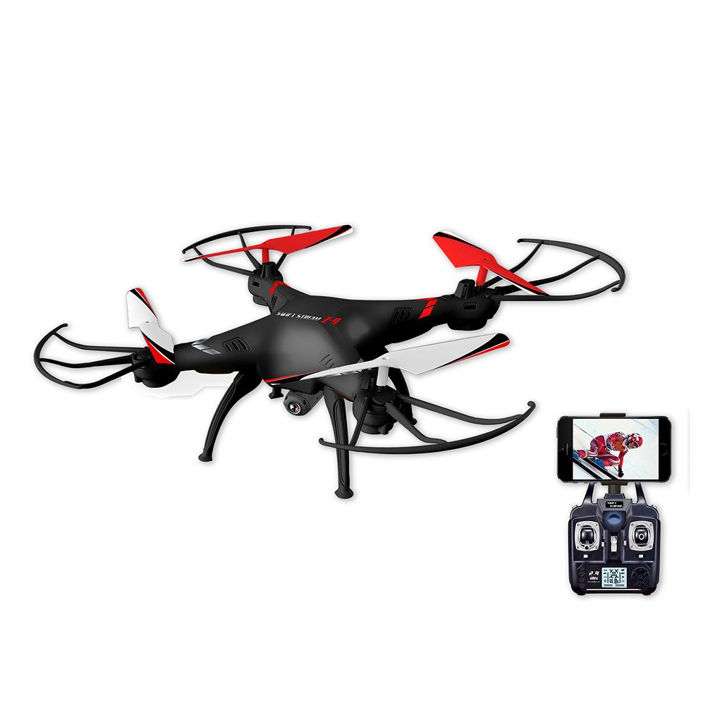 Swift Stream Z-9 Quadcopter Drone with Camera
