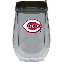 Cincinnati Reds Bev to Go Travel Tumbler