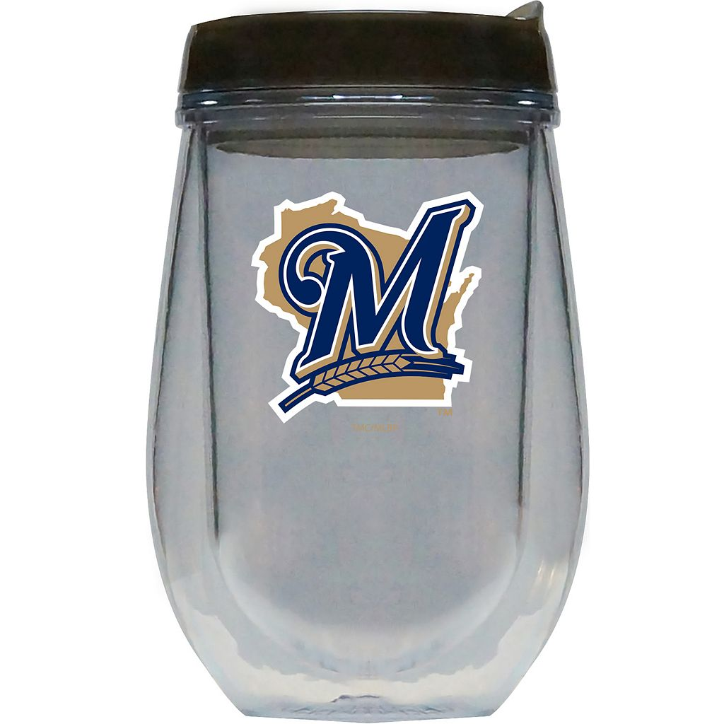 Milwaukee Brewers Bev to Go Travel Tumbler