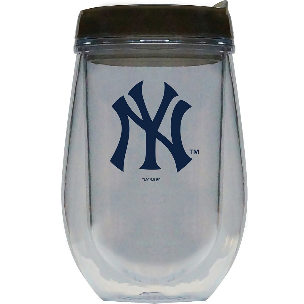New York Yankees Bev to Go Travel Tumbler
