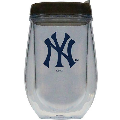 New York Yankees Bev to Go Travel Tumbler