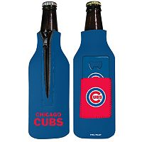 Chicago Cubs Bottle Cover & Opener Set
