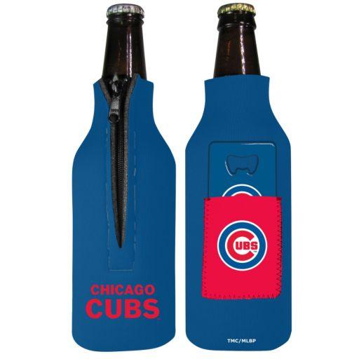 Chicago Cubs Bottle Cover & Opener Set
