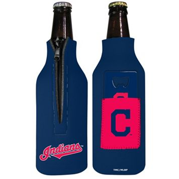 Cleveland Indians Bottle Cover & Opener Set