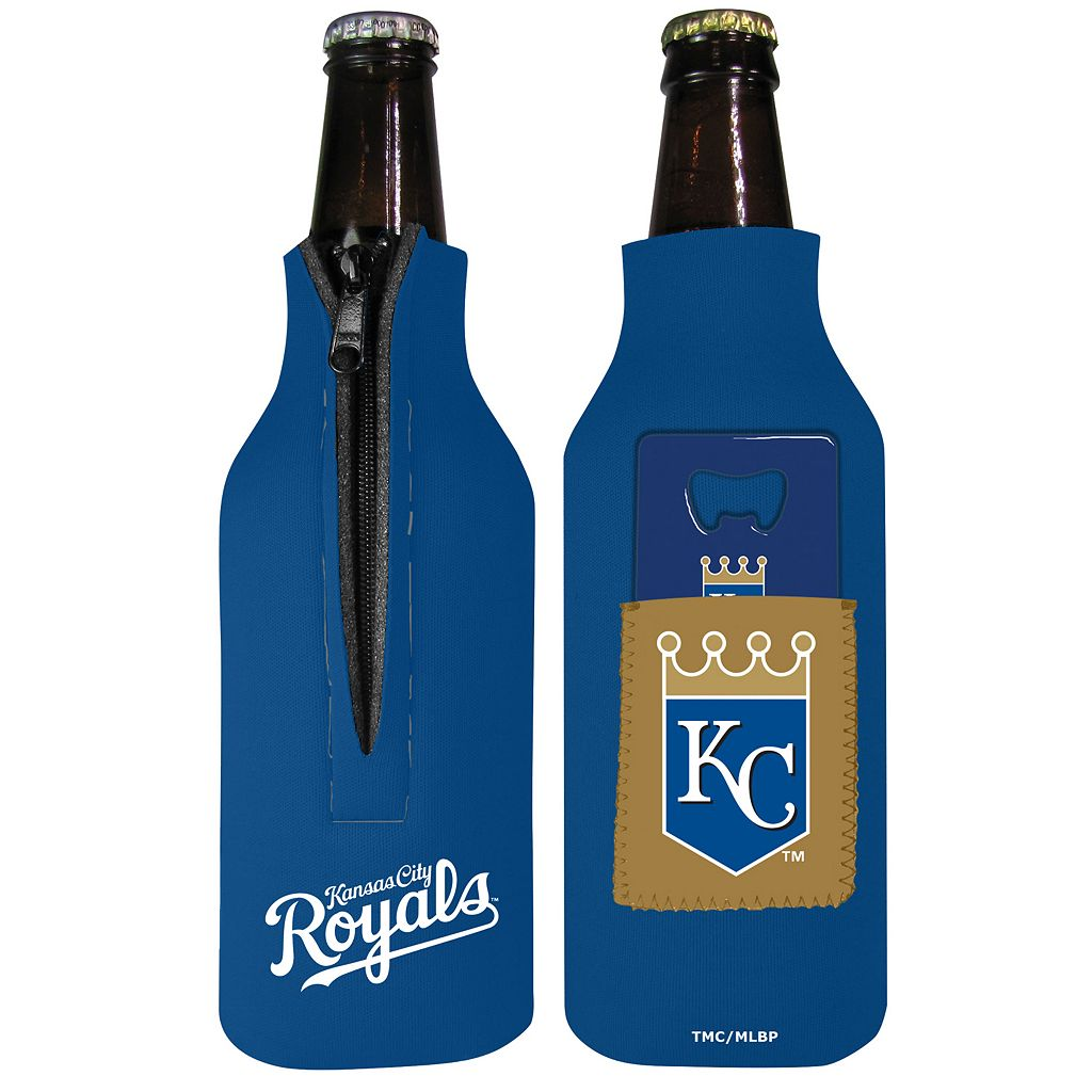 Kansas City Royals Bottle Cover & Opener Set