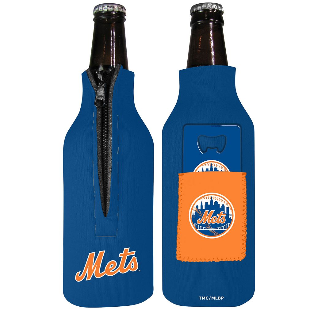 New York Mets Bottle Cover & Opener Set