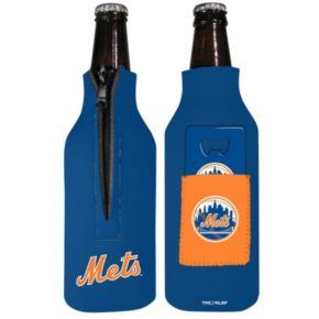 New York Mets Bottle Cover & Opener Set