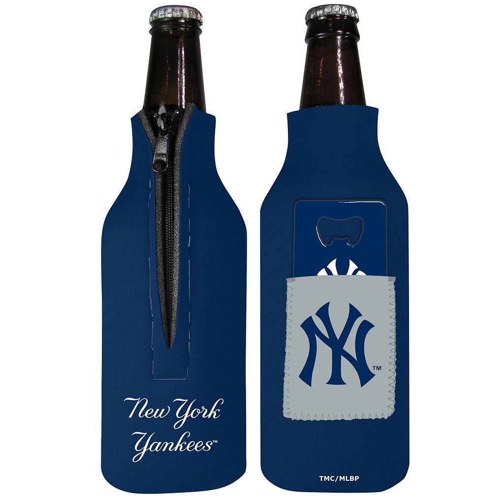 New York Yankees Bottle Cover & Opener Set