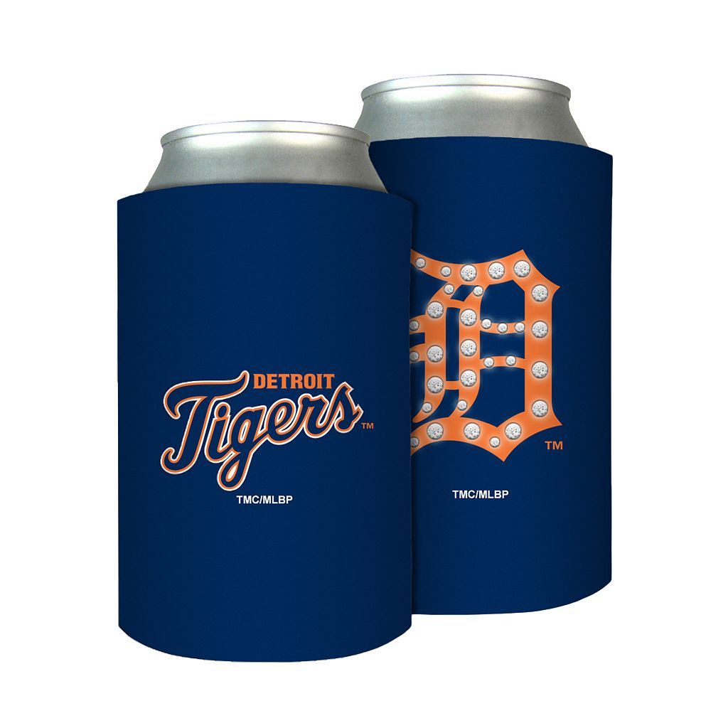 Detroit Tigers Bling Can Cozy