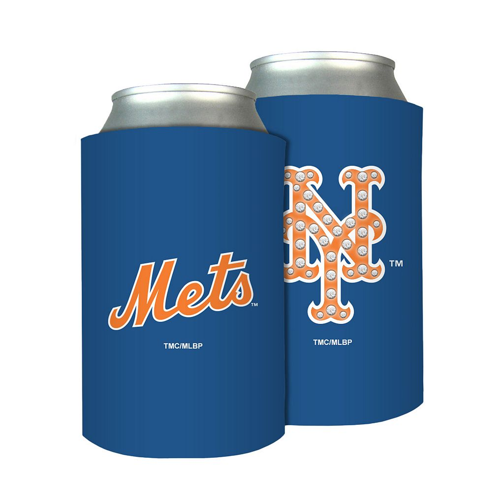 New York Mets Bling Can Cozy
