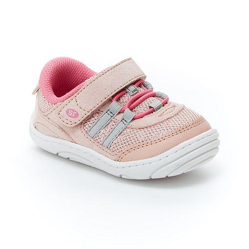 38a7e2c84927 Stride Rite Solana Baby Girls  Sneakers
